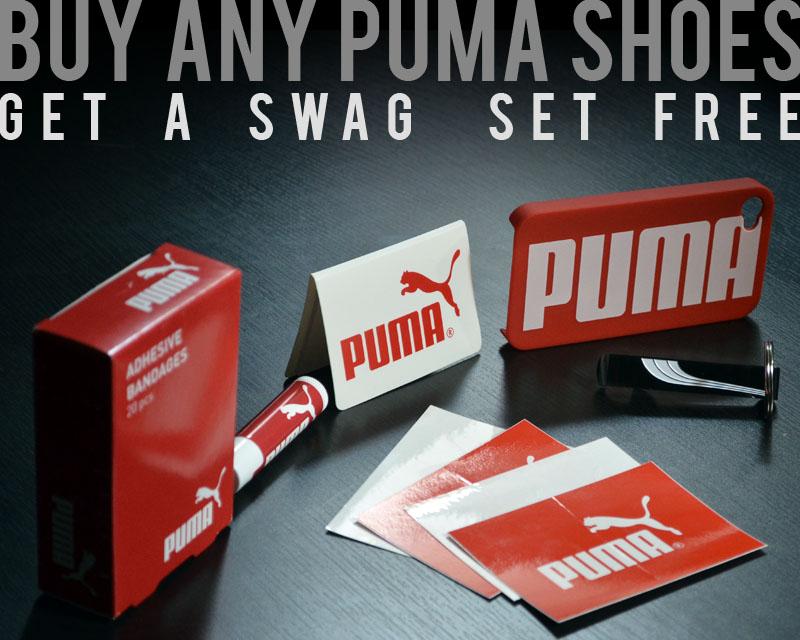 Puma-swagset