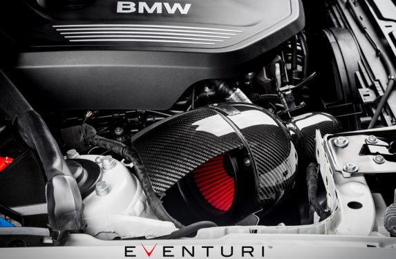 B58-M140i-eventuri-intake-side-engine