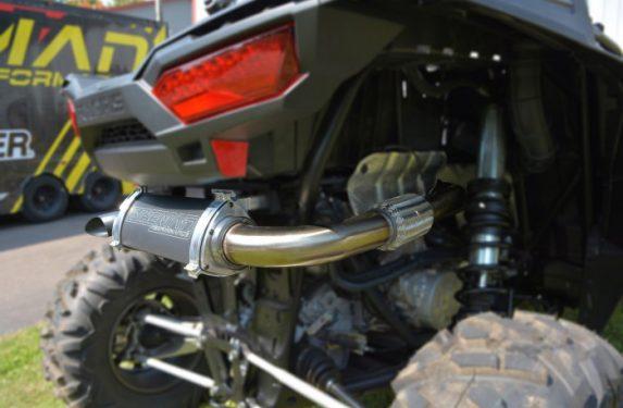 BMP Exhaust