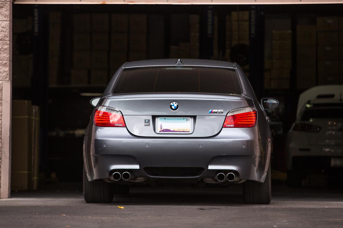 BMW E60 M5 Eisenmann -30