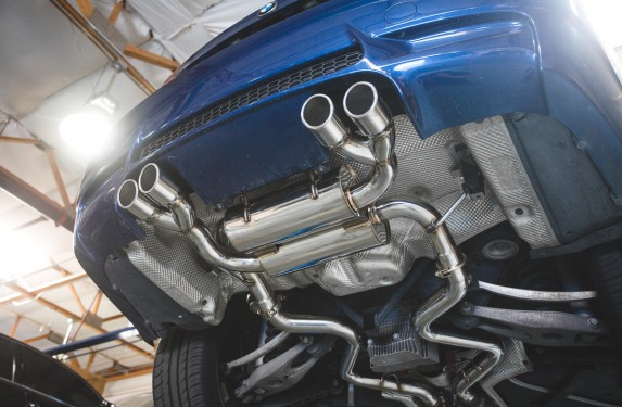 BMW E92 Exhaust Agency Power-37