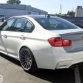 BMW f80 m3 csl trunk
