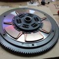 Exedy stage 3 hyper single metallic disc clutch kit, Subaru Impreza WRX STI