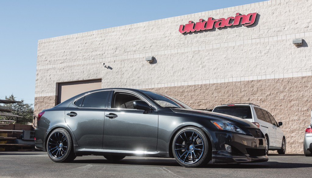 LEXUS IS350 VRTUNED-8
