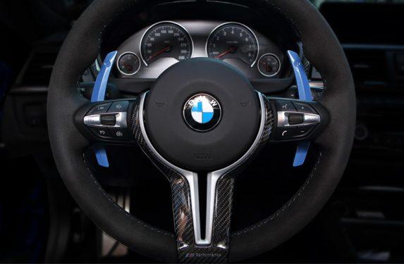 STEERING-SHIFT-PADDLES-BMW-F80-F82-F06-F12-F13-MARINA-BLUE-1