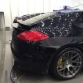 Porsche Panamera Vorsteiner ducktail spoiler