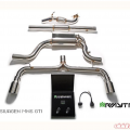 Armytrix Volkswagen Golf | GTI Super Sport Exhaust System