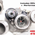 RENNtech, Mercedes, AMG, CLA45, GLA45, turbo upgrade