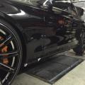 WP Pro North America, calipers, rotors, brakes, Mercedes-Benz, C-Class