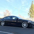 Avant Garde M580 wheels, 2016 Mercedes-Benz S-class