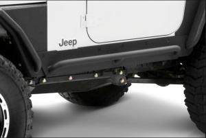 Smittybilt, XRC armor batu slider Jeep