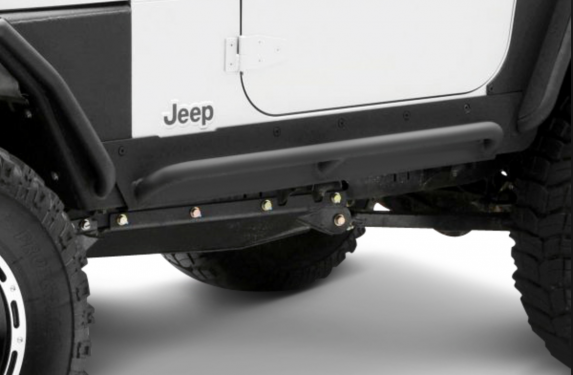 Smittybilt, XRC armor rock sliders, Jeep