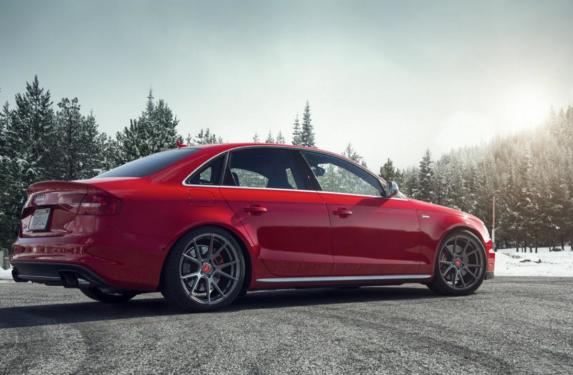 Vorsteiner V-FF 106, Audi S4