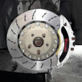 WP Pro, Nissan GT-R, Brake upgrade kit, 2-piece rotors