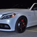 Mercedes-Benz, C63S, AMG, Vorsteiner, V-FF 103 wheels, flow forged