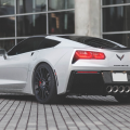 Corvette, C7, FlowForm wheels, forged, HRE, FF15, Tarmac
