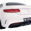 Remus, sports exhaust, catback, Mercedes-Benz, S63, AMG, Coupe, 4-matic