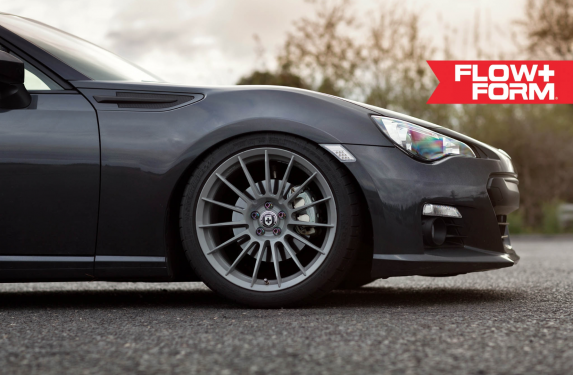 Subaru BRZ, FF15, FF01, HRE flow formed wheels, sea lion