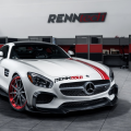 RENNtech, Stage I turbo upgrade, Mercedes-Benz, GT-S, AMG, C190