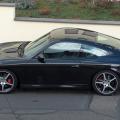 Agency Power, Stainless Steel Exhaust Bypass Tips, Porsche 996, C2, C4