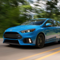 2016+ Ford Focus RS (C346).