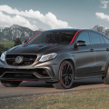 MANSORY, Mercedes-Benz, crossover, SUV, GLE 63 AMG, carbon fiber, wide body kit