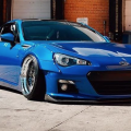 Rallybacker, Japan, North America, wide body, body kits, Scion FRS, Subary BRZ