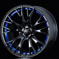 WedsSport, SA-20R, performance wheels, flow form, concave, black, chrome