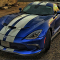 Dodge SRT Viper, Agency Power, Niche wheels, rear wing, front lip, carbon fiber