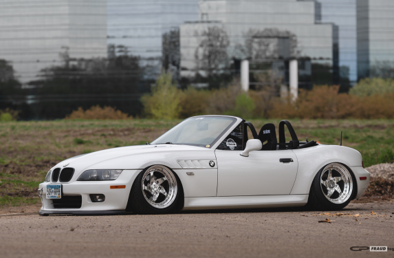BMW Z3, roadster, CCW wheels, D59, Status racing seats, convertible