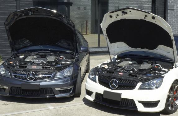 Magnuson Hammer TVS2300 Supercharger System, Mercedes, C63, AMG