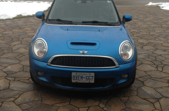 MINI Cooper S, Wagner Tuning Evolution Competition Core, Intercooler kit