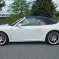 TechArt Type 3 Rear Wing, Porsche 997 Carrera Cabriolet S, body kit, rear diffuser, bolt on