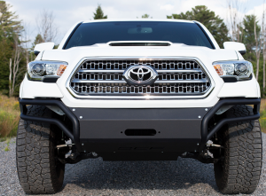 MBRP, Toyota, Tacoma, front winch bumper, offroad, headlight, light bar