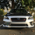 Subaru WRX, OEM, JDM, Carbon Creations, carbon fiber hood, concept, NBR
