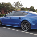 Audi S7, tuning box, review, VR tuned, twin turbocharged, plug and play