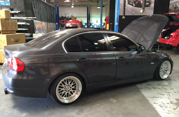 BMW, N54, N55, 335, F30, ECU flash upgrade, tuning