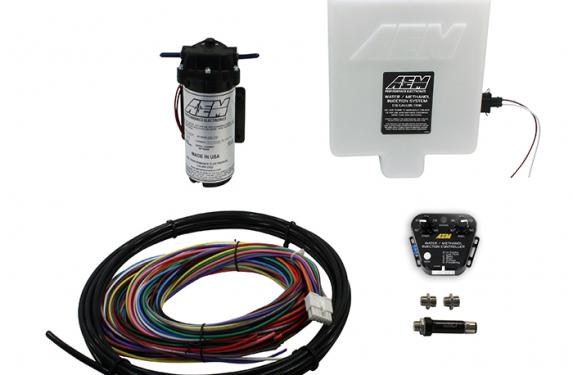 AEM, water methanol injection tank gallon
