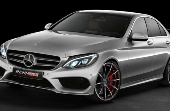 RENNtech, BiTurbo, Mercedes-Benz, ECU upgrade, E400