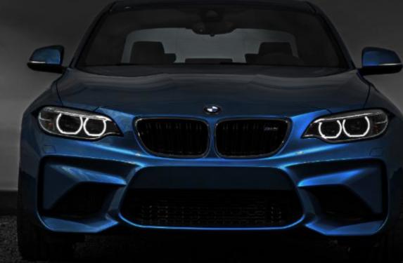 Dinan, lightweight tubular anti-roll bar, BMW M2 F87