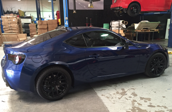 VR tuned, ECU flash, upgrade, Scion FRS, Subaru BRZ