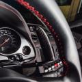 Lamborghini Gallardo, Agency Power, carbon fiber, paddle shifter extensions