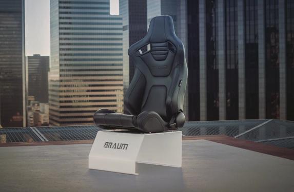 BRAUM Racing, ELITE-X series, VENOM-R, interior bucket seats
