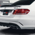 RENNtech, Mercedes-Benz E63 BiTurbo sedan wagon, aerodynamics