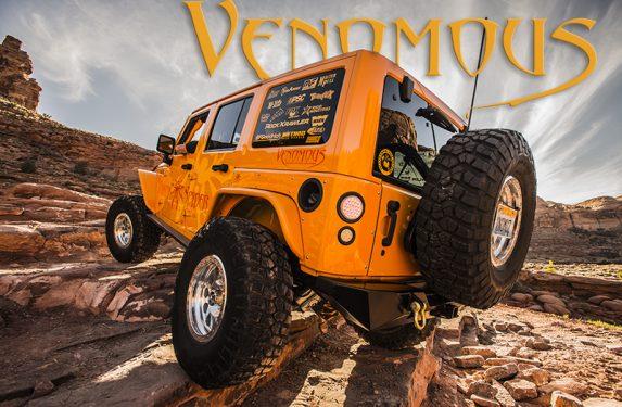 Venomous Build Cover Photo