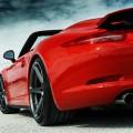 Vorsteiner WB Red Porsche 11