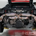 Eurowise, exhaust system, Audi R8, V8, 4.2L, supercar, resonated