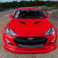Air Lift Performance suspension kit, Hyundai Genesis Coupe