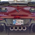 Corvette Z06, Long Beach Red, C7, APR, track package, performance, aerodynamic kit
