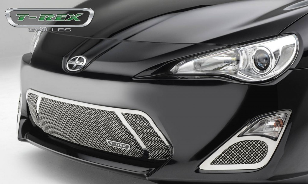 T-Rex grille overlay, 2015 Scion FRS